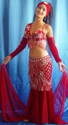 Belly Dance Costumes for Beginner and Professional
